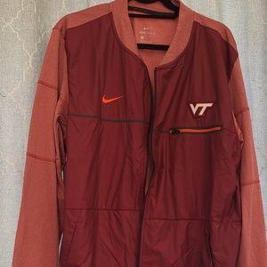 Nike Virginia Tech Jacket Windbreaker XL